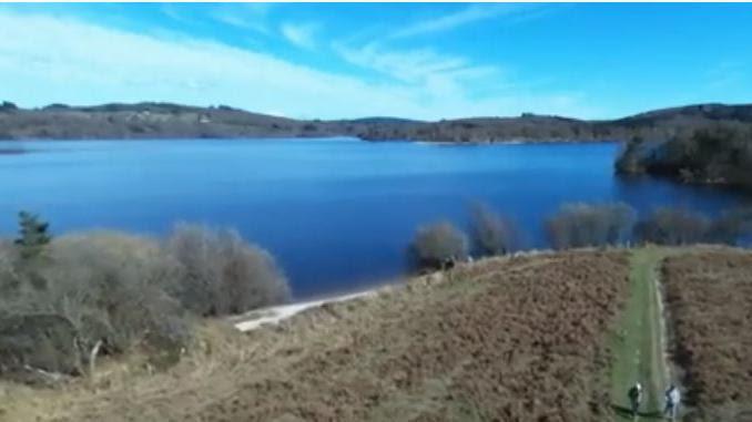 Le lac de Vassivière entre quiétude et sensations fortes