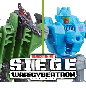 WAR FOR CYBERTRON: SIEGE BATTLE MASTERS WAVE 2