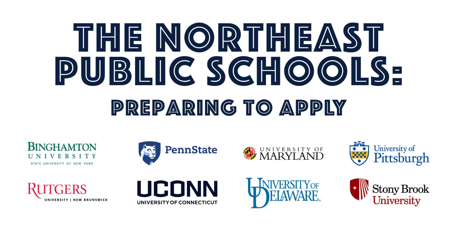 Northeast Public Universities