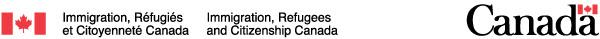 Immigration, Réfugiés et Citoyenneté Canada | Immigration, Refugees and Citizenship Canada
