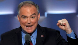 "Democrat Senator Tim Kaine introduces bill to combat ""undeniable threat"" of white supremacy, ignores jihad"