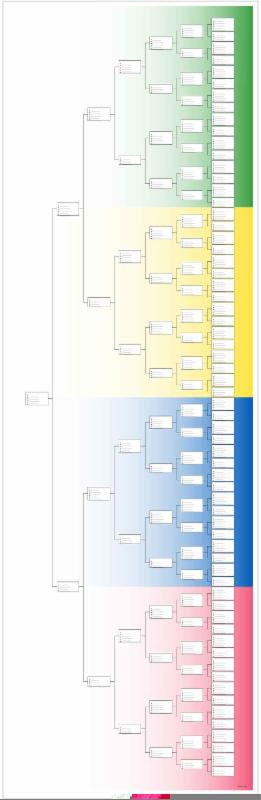 Blank Genealogy Chart