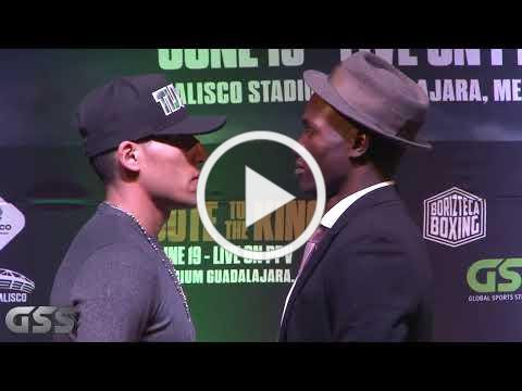 Undercard Press Conference