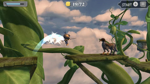 In Wind-up Knight 2, play as Sprint, the clockwork knight who just … can't … stop. (Photo: Business  ...