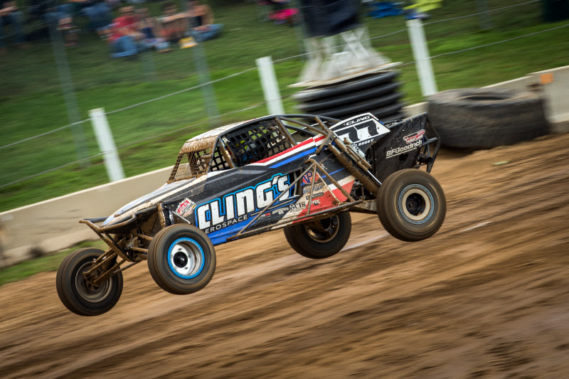Sterling Cling, Alumi Craft Pro Buggy, Crandon, Bink Designs