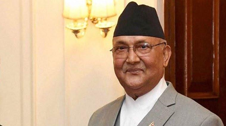 Prime Minister of Nepal KP Sharma Oli
