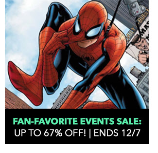 Fan-Favorite Events Sale: up to 67% off! Sale ends 12/7.