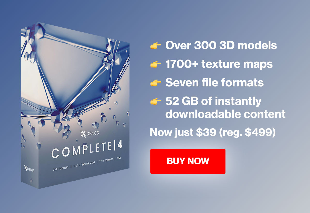 CGAxis Complete 4 Bundle Review Discount Coupon