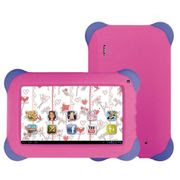 Tablet Kid Pad com Android 4.1 Rosa - Multilaser