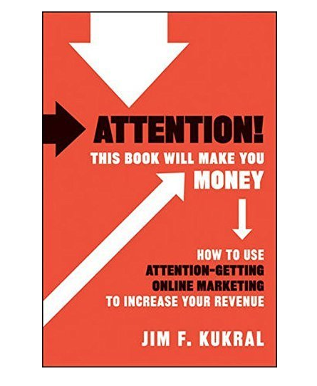 Attention Book Jim Kukral