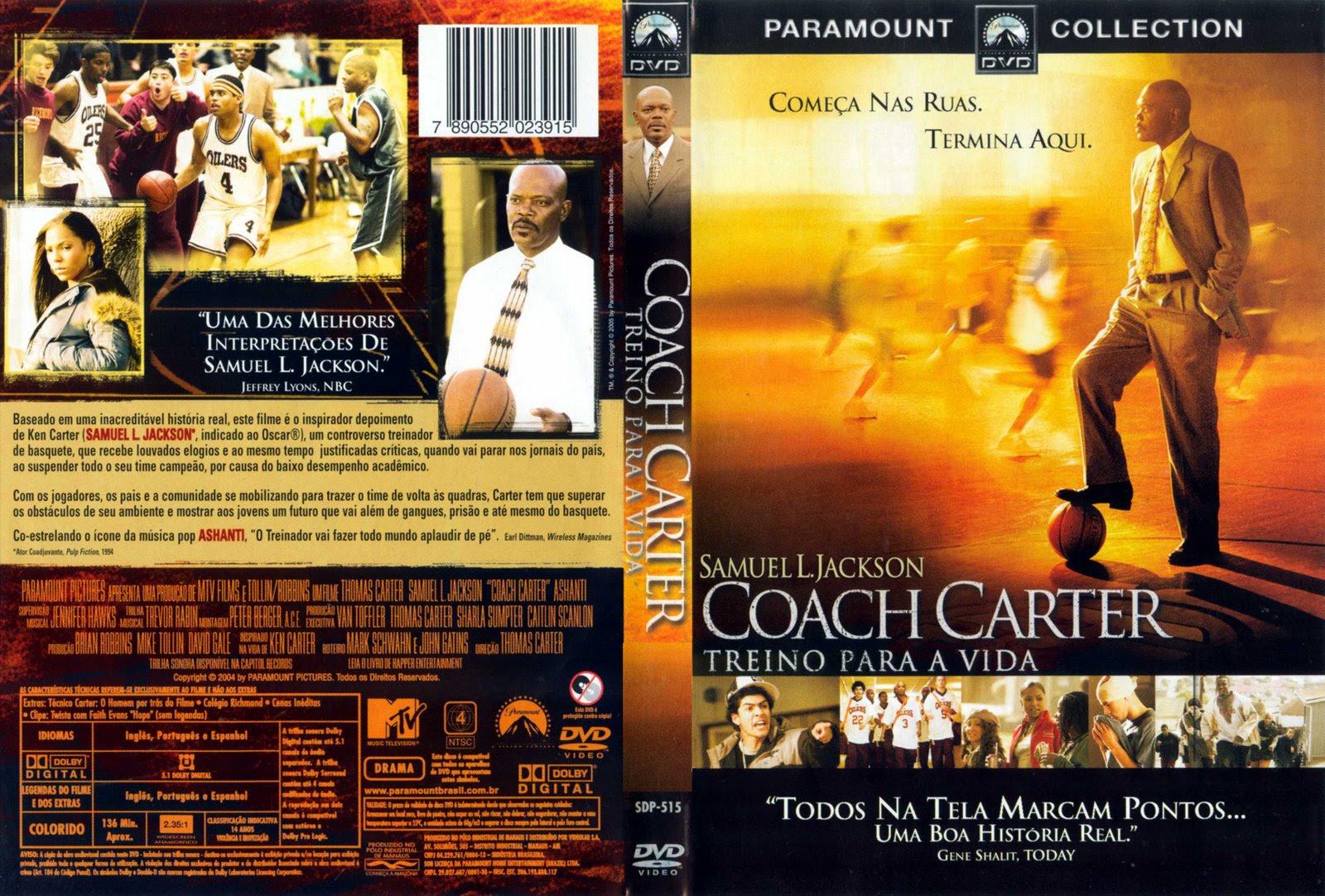 2t2MJbz Coach Carter   Treino para a Vida   BluRay Rip 720p Dublado (2005)