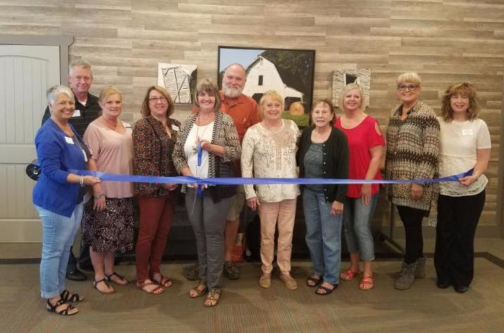 Ribbon Cutting for Melaleuca_ The Wellness Company