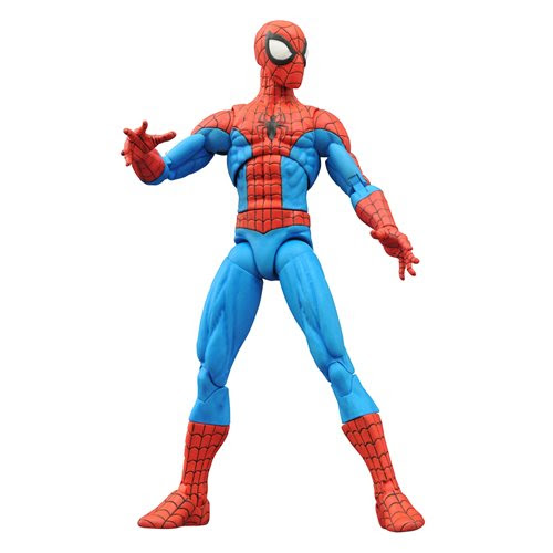 Image of Marvel Select Spectacular Spider-Man Action Figure - JANUARY 2021