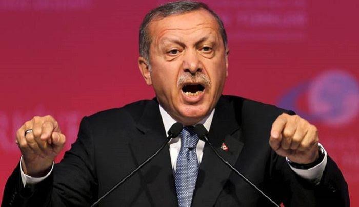 Recep Tayyip Erdogan Spirals Downward