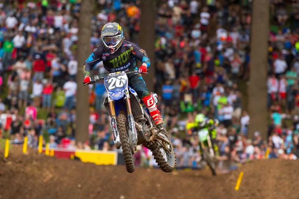 Alex Martin will move to the Troy Lee Designs KTM effort, looking to better his runner-up finish from last season with a title.Photo: MX Sports Pro Racing
