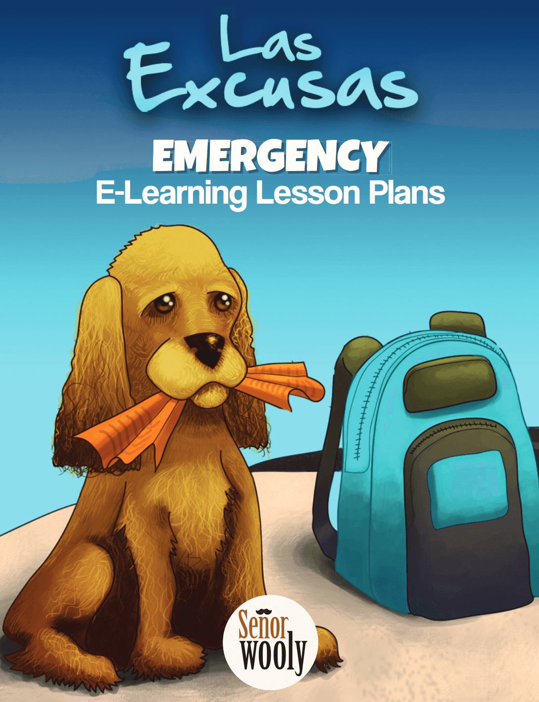 Las excusas Emergency e-learning lesson plans