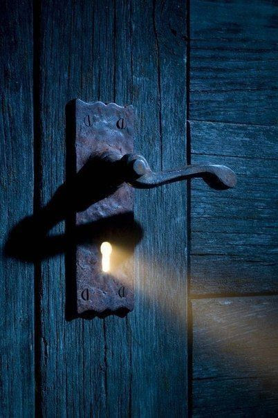Doorway to wonderland: