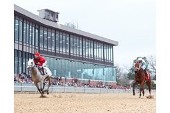 Silver Prospector wins the Southwest Stakes at Oaklawn Park