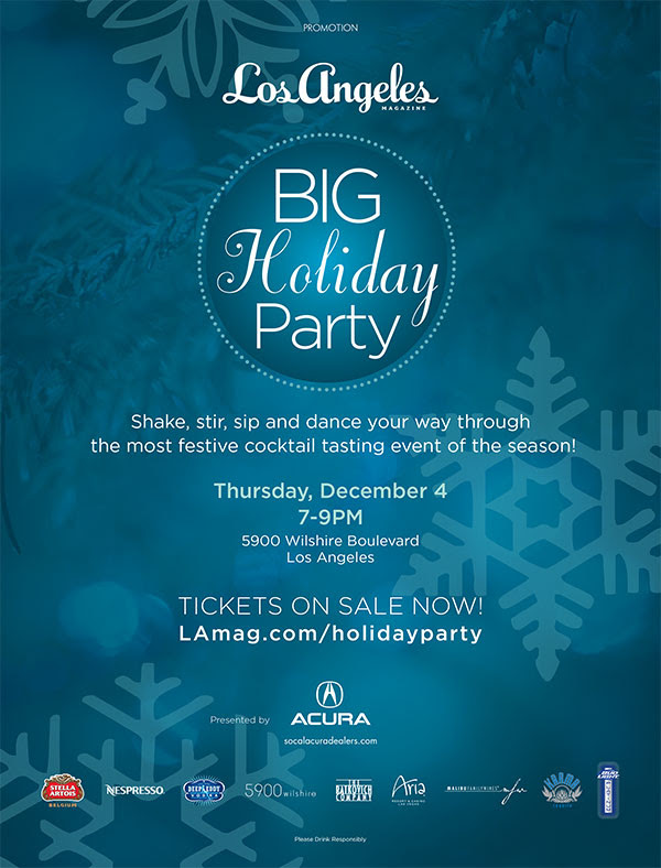 Big Holiday Party 2014