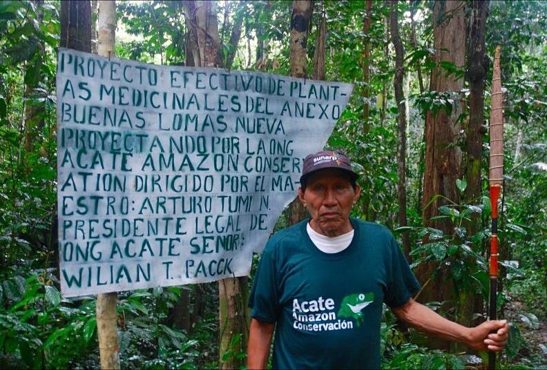 Prensa británica destaca los bosques curativos de la selva peruana