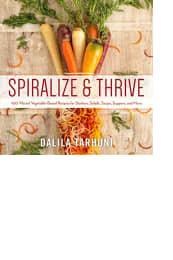 Spiralize & Thrive by Dalila Tarhuni