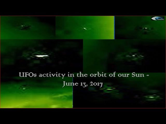 UFO News ~ UFO flying towards the moon at high speed plus MORE Sddefault