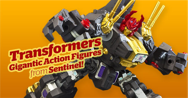 Transformers News: HobbyLinkJapan Sponsor News
