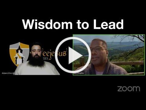Wisdom to Lead