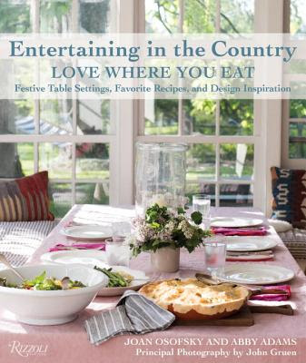 entertaining in the country by joan osofsky