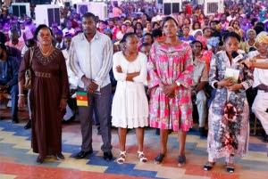 MRS IVONNE MILA & FAMILY