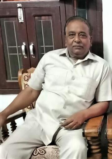 Pastor Dependra Prakash Maleywar. (Morning Star News)