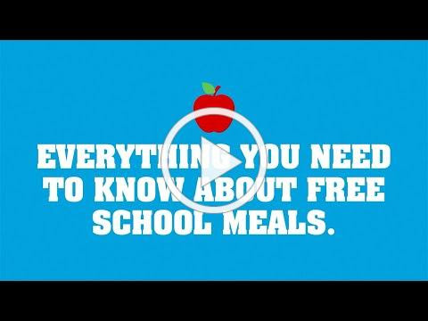 Everything you need to know about free school meals #SupportSchoolMeals