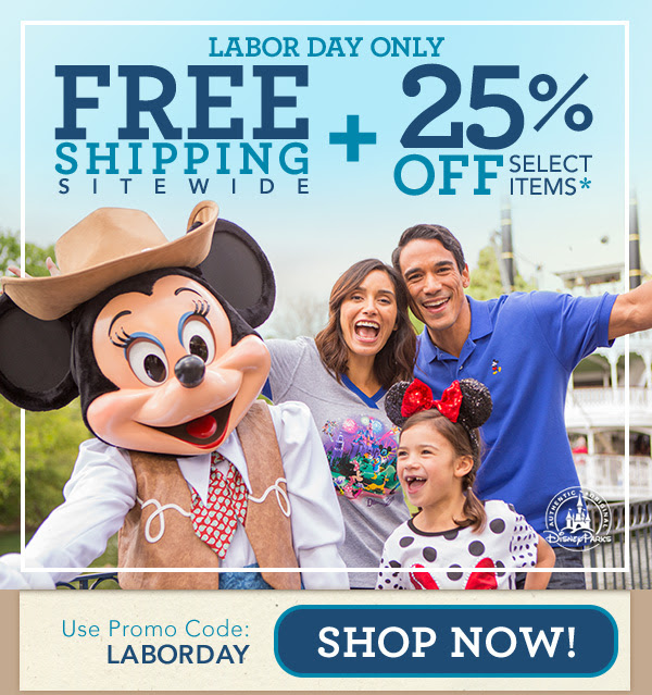 Labor Day Only. Free Shipping Sitewide. Plus 25% off select items*. Shop Now! Use Promo Code: LABORDAY