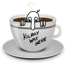 Kilroy Coffee Klatch