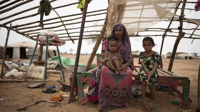 La violencia y el éxodo forzoso desangran al Sahel