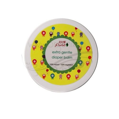 Crema pentru iritatii scutec - 100 Percent Pure Cosmetics