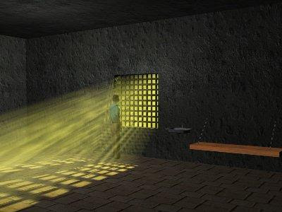 liberdade na prisão