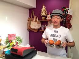 Boulangerie Shima 島健太シェフ