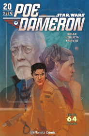 Star Wars Poe Dameron nº 20