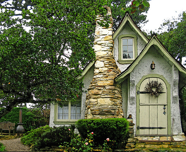fairytale                                                          inspired                                                          cottages