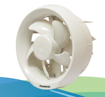 Window Mounted Ventilation Fan