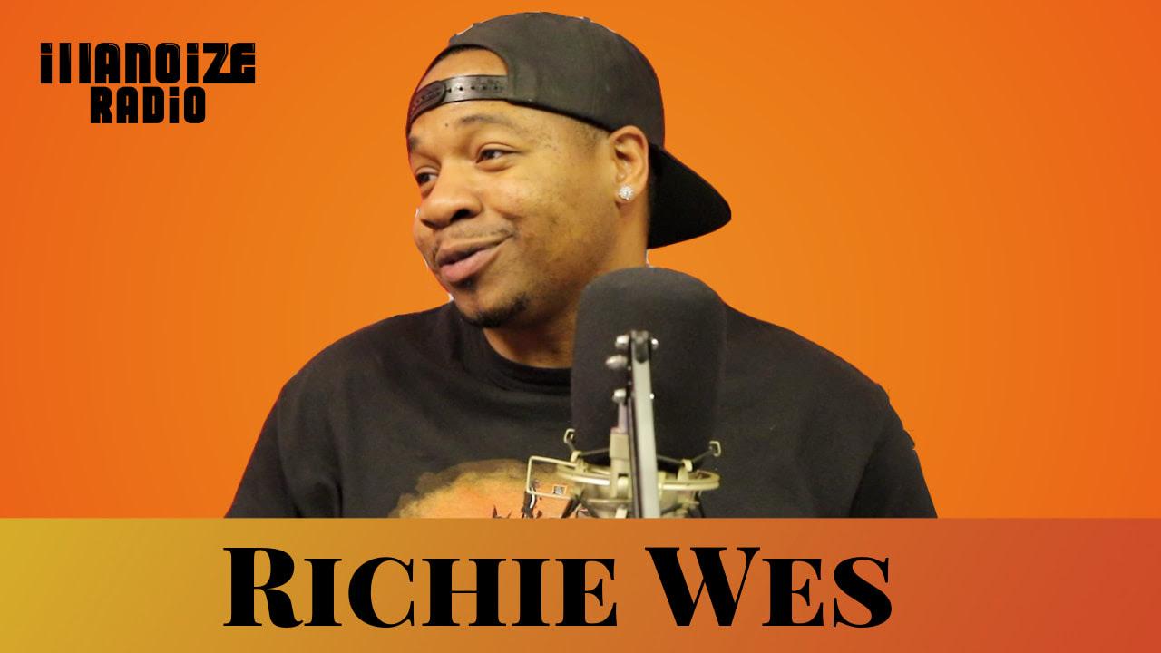Richie Wes on illanoize radio