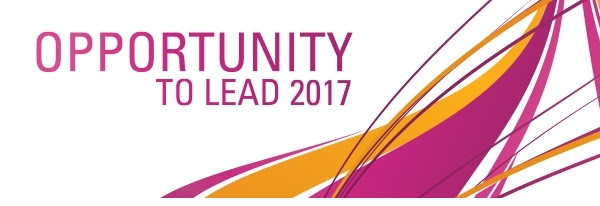 Opportunity to Lead 2017