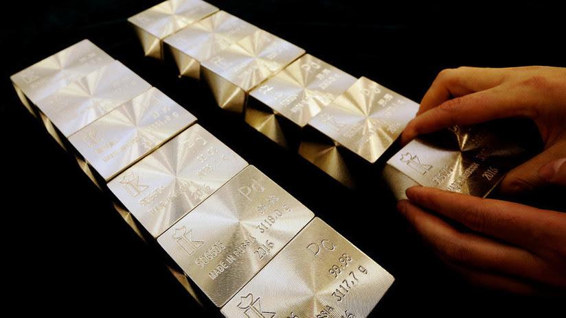 ¿El nuevo oro?: Los precios del paladio se disparan y China se lleva parte del crédito