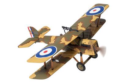 AA37709   Corgi 1:48   SE5a D3511 Major R. S Dallas CO RAF No.40 Squadron Bruay Aerodrome France May 1918 Top Australian air ace of WWI