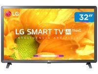 Smart TV LED 32? LG 32LM625BPSB Wi-Fi