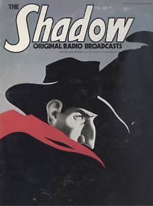 Shadow - Radio Broad Cast poster