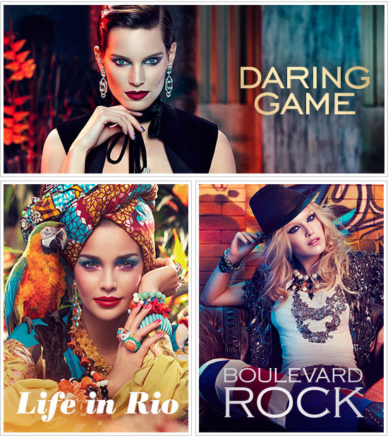 Daring Game - LIfe in Rio - Boulevard Rock