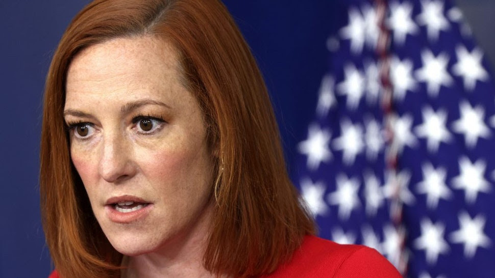When will Psaki ''circle back'' on this?