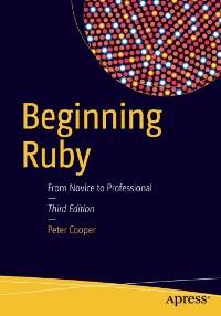 Beginning Ruby, 3rd Edition
